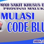 Simulasi Code Blue, 29 November 2018