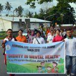 Peringatan Hari Kesehatan Jiwa Sedunia Tahun 2016