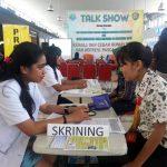 Talk Show dalam Rangka HUT RSKD Provinsi Maluku ke-27 dan Hari Kesehatan Jiwa Sedunia (20 Oktober 2017)